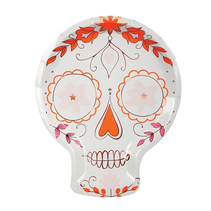 Platos Skully Halloween