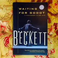 Samuel Beckett.  WAITING FOR GODOT.