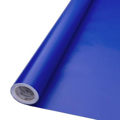 Vinil adesivo maxlux azul vivido translúcido larg. 1,22 m