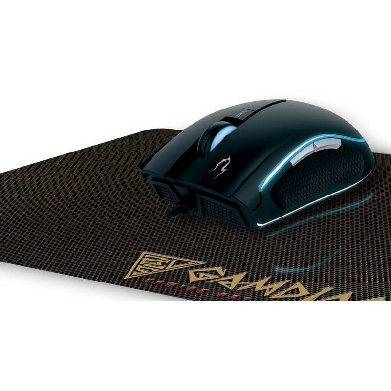Gamdias ZEUS E1 Gaming Combo - Zeus E1 Optical Mouse
