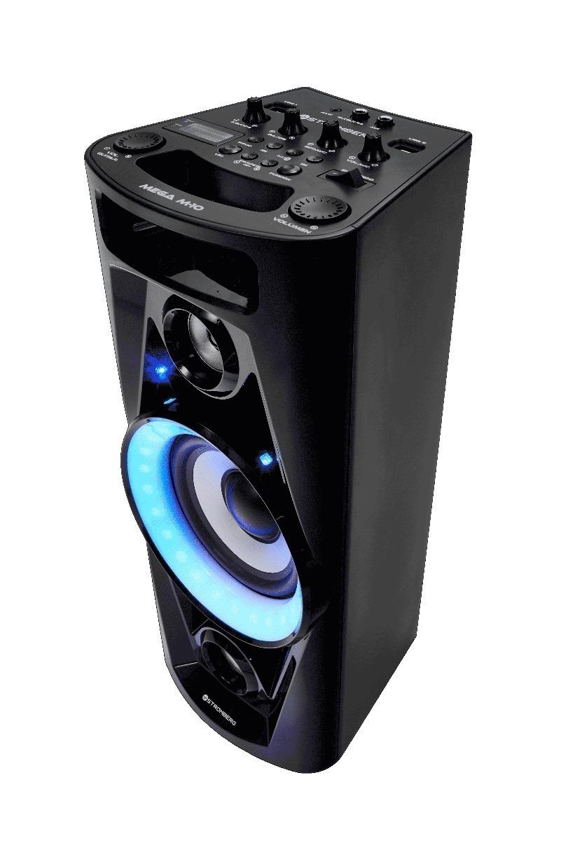 Parlante Torre Portatil Bluetooth Stromberg Carlson Mega 10