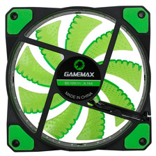 Cooler Gabinete 120 Mm Gamemax Gamer Galeforce Verde