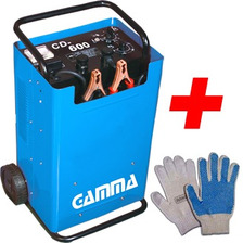 Cargador Arrancador 360a 12 24v P/ Auto O Camion Cd600 Gamma