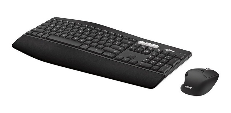 Kit Teclado + Mouse Inalambrico Logitech Mk850 Unifying Bt