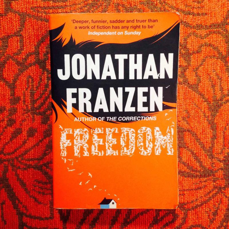 Jonathan Franzen. FREEDOM.
