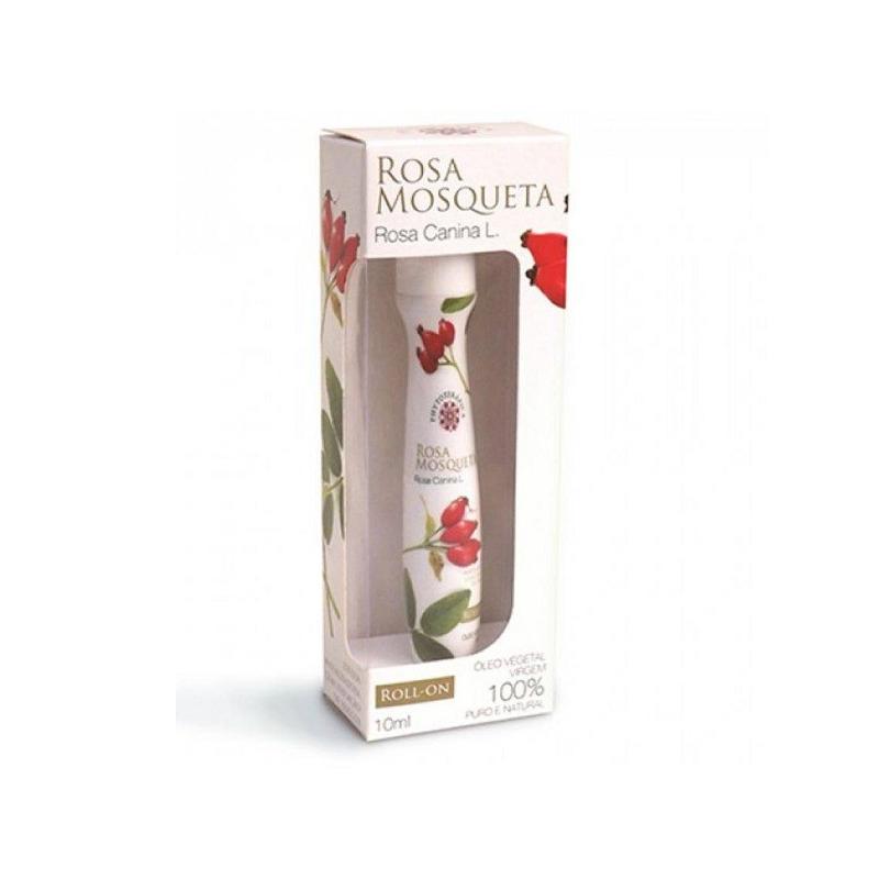 Roll On Oleo Vegetal de Rosa Mosqueta - 10ml - Phytoterapica