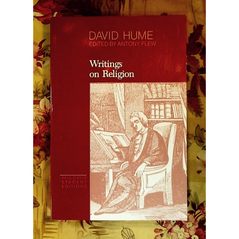 David Hume.  WRITINGS ON RELIGION.