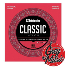 Cuerda Daddario Ej27n Clasica Tension Normal - Grey Music