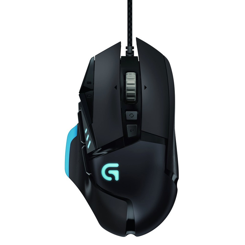 MOUSE GAME G502 PROTEUS SPECTRUM RGB LOGITECH