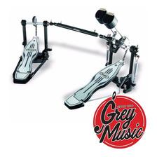 Pedal De Bombo Doble De Baterìa Mapex P-500tw -  Grey Music