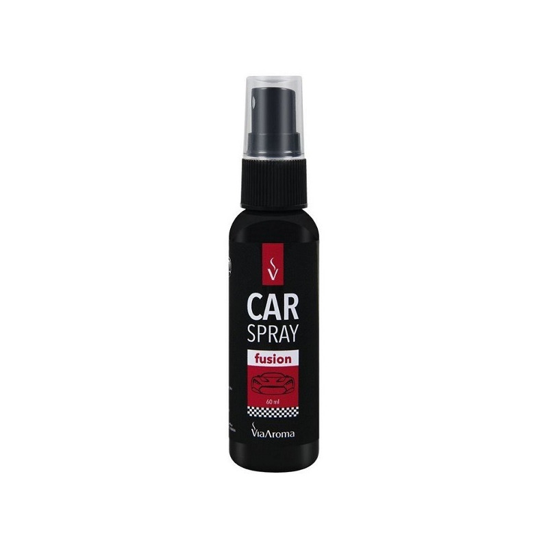 Car Spray - Fusion 60ml - Via Aroma