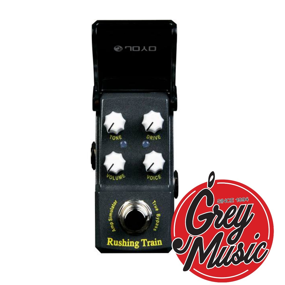 Pedal De Efecto Emulador Joyo Jf306 Rushing Train Ironman
