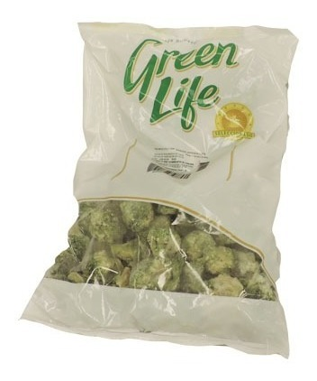 Brócoli Green Life Bolsa De 2000 Gramos.