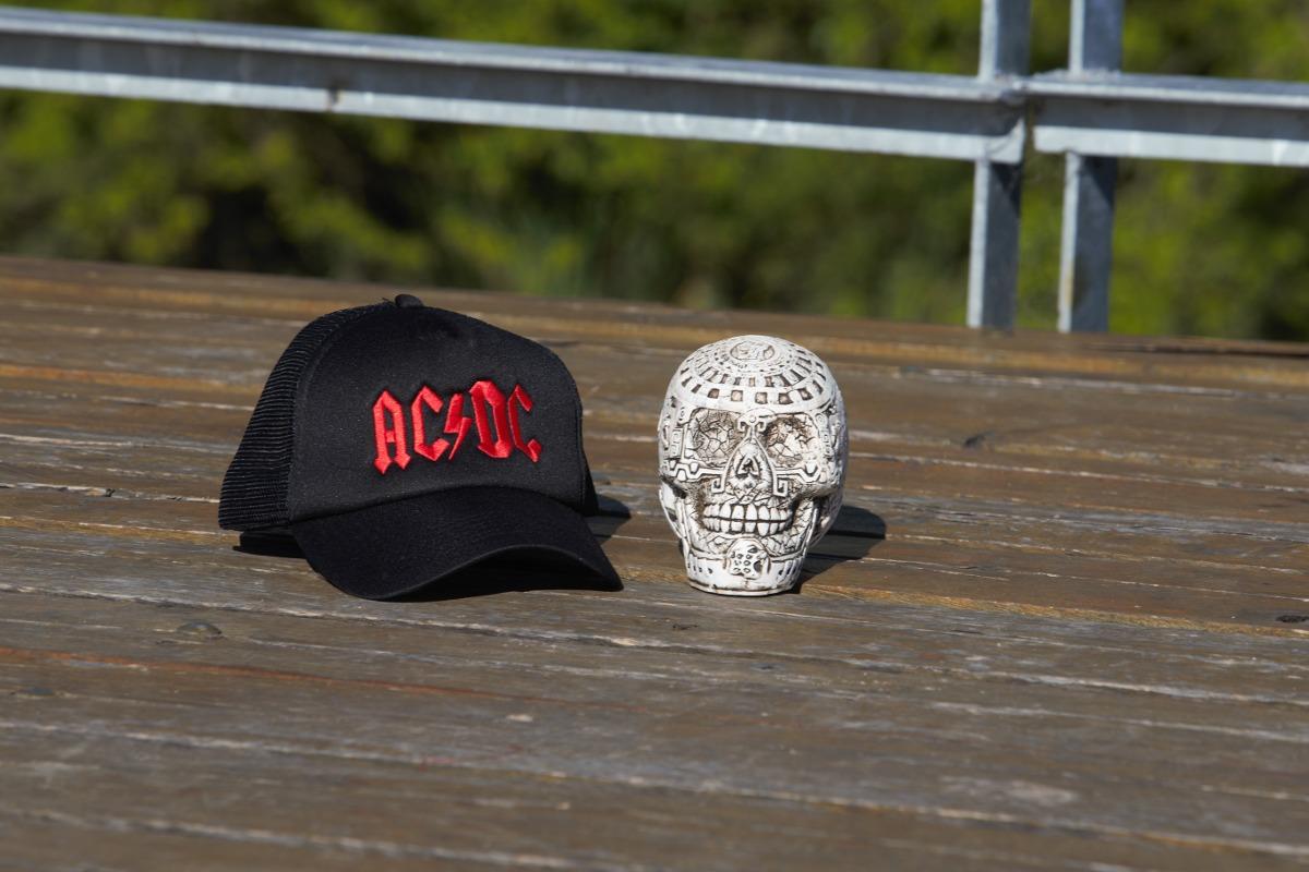 Gorra AC/DC