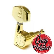Clavijero Ratio Acústica Prn-2411-go 3+3 Contemporary Dorado