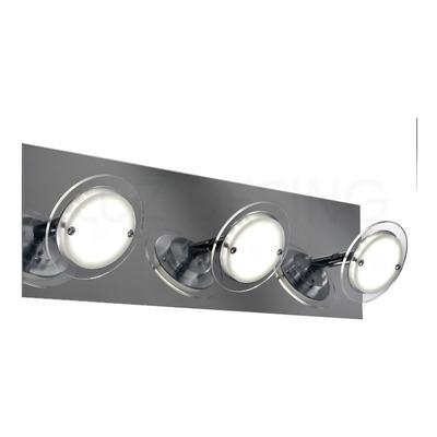 Aplique 3 Luces Onix Led 21w Alta Potencia Deco Moderno
