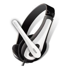 Auricular Para Pc Con Microfono Vincha Ajustable Ngv-400