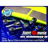 tuerca Antirrob Gol(todos) Agile Corsa Llanta Aleac Kit 18