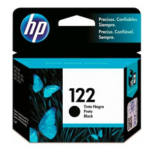 Cartucho Hp 122 Negro Original P/ 2050 3050