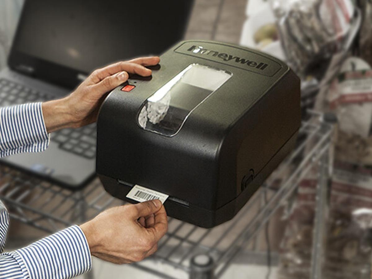 Impresora Etiquetas Honeywell Pc42t Idem Zebra Gc 420 Termic