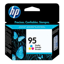 Cartucho Hp 95 Color Original C8766wl