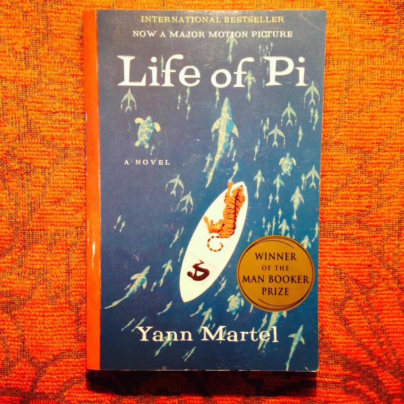 Yann Martel.  LIFE OF PI.
