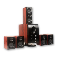 Home Theater 5.1 100w Bluetooth + Envío Gratis! Hts-45