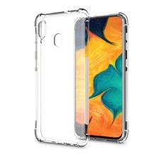 Funda Airbag Transparente P/ Samsung A20 A30 A50 + Glass