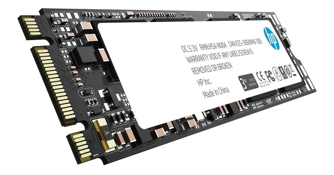 Disco Estado Solido Ssd 120gb Hp S700 M2 M.2 3d Nand Oficial