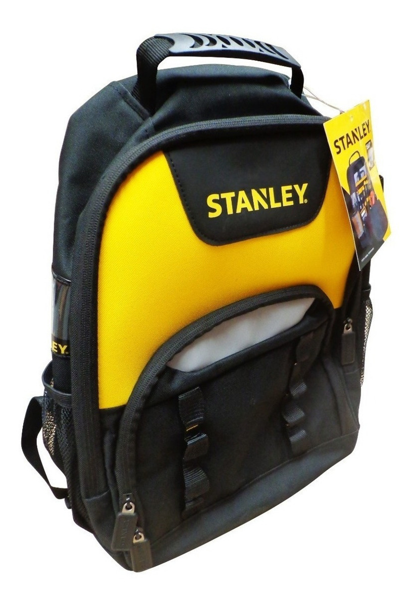 Bolso Mochila Stanley Porta Herramientas Trabajo St515155