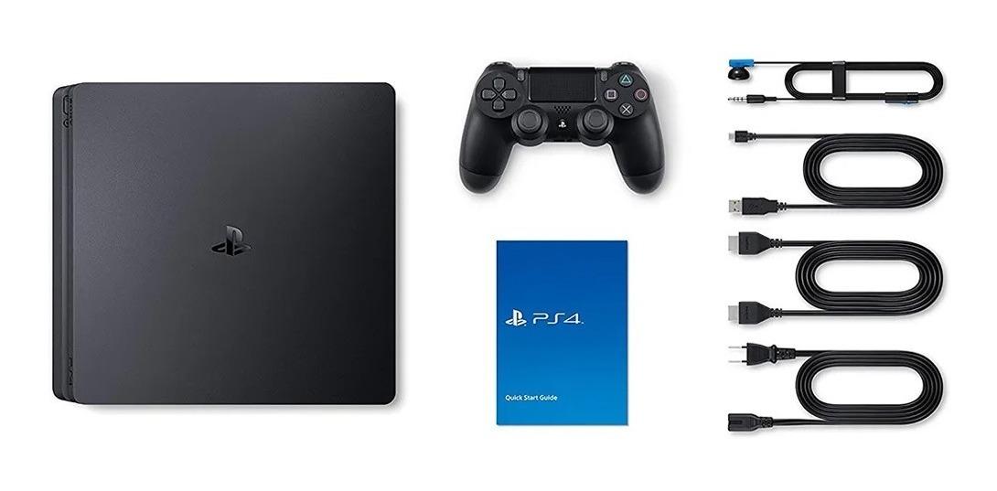 Consola Sony Playstation 4 Ps4 1tb Fifa 20 Standard Bundle