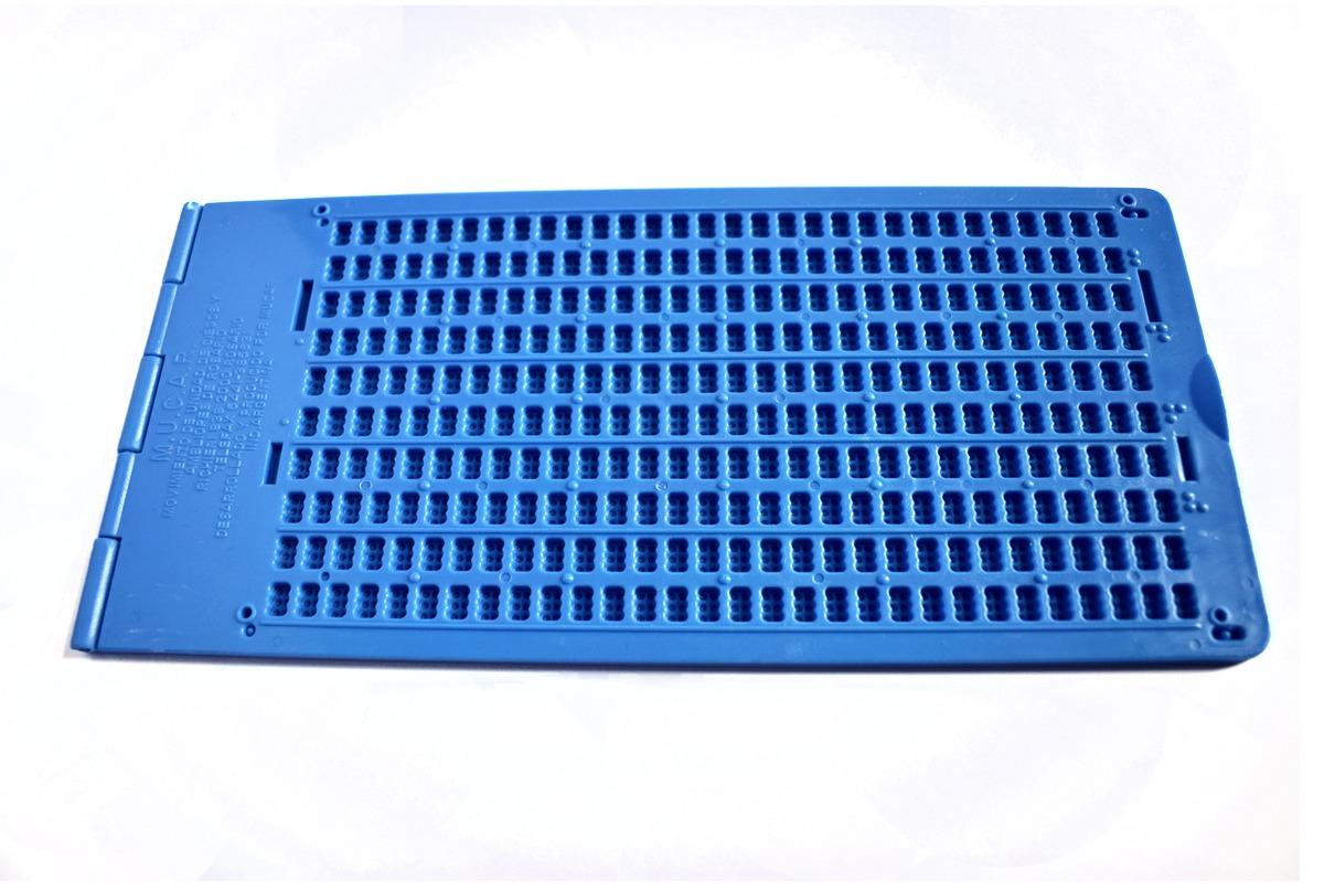 Pizarra para escritura braille