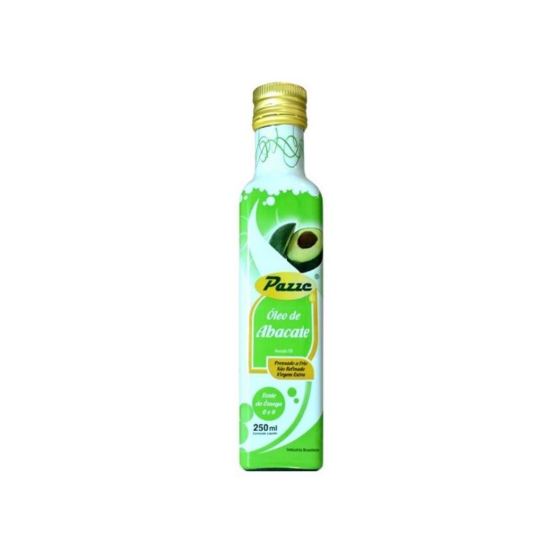 Oleo de Abacate Extra Virgem 250ml - Pazze