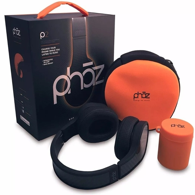 Audífonos The Phaz P2