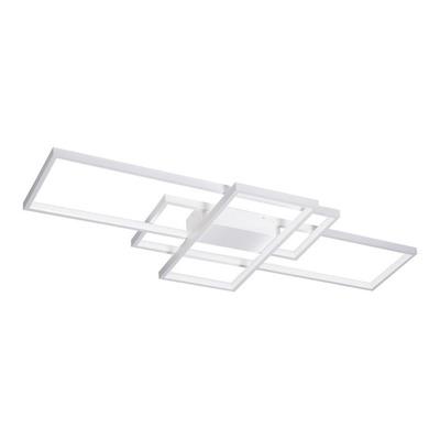 Plafon Led Asia Moderno 80w Diseño Minimalista Mg