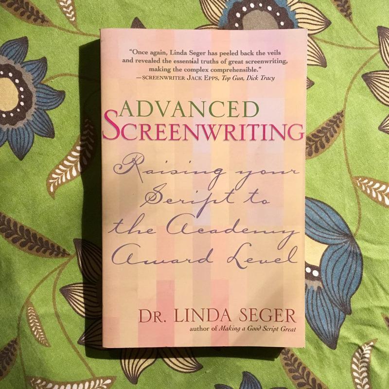 Linda Seger.  ADVANCED SCREENWRITING.
