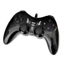Joystick Gamepad Pc Kolke Kgj-065 Usb Vibración Negro
