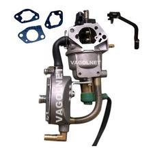 Kit Conversion Carburador Nafta A Gas Para Grupo 11 A 17 Hp