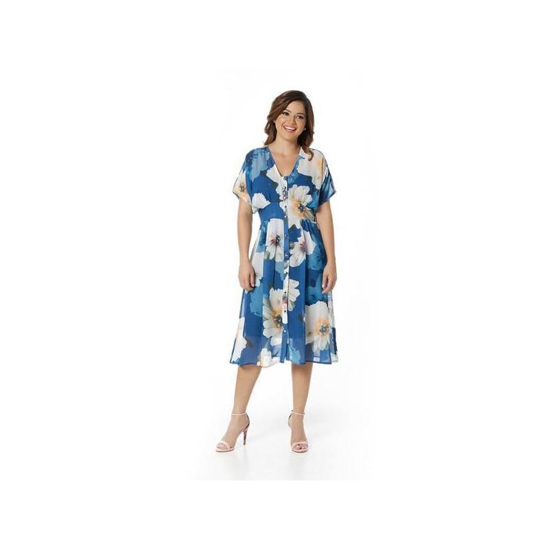 Vestido dama 10836