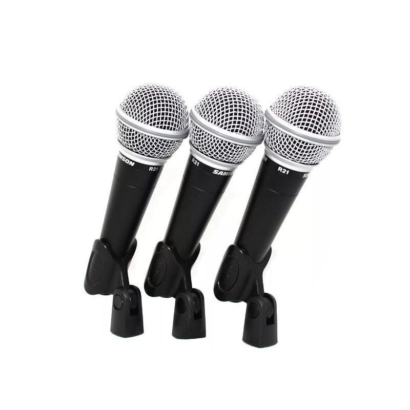 Samson Microfone Dinâmico R21 1393