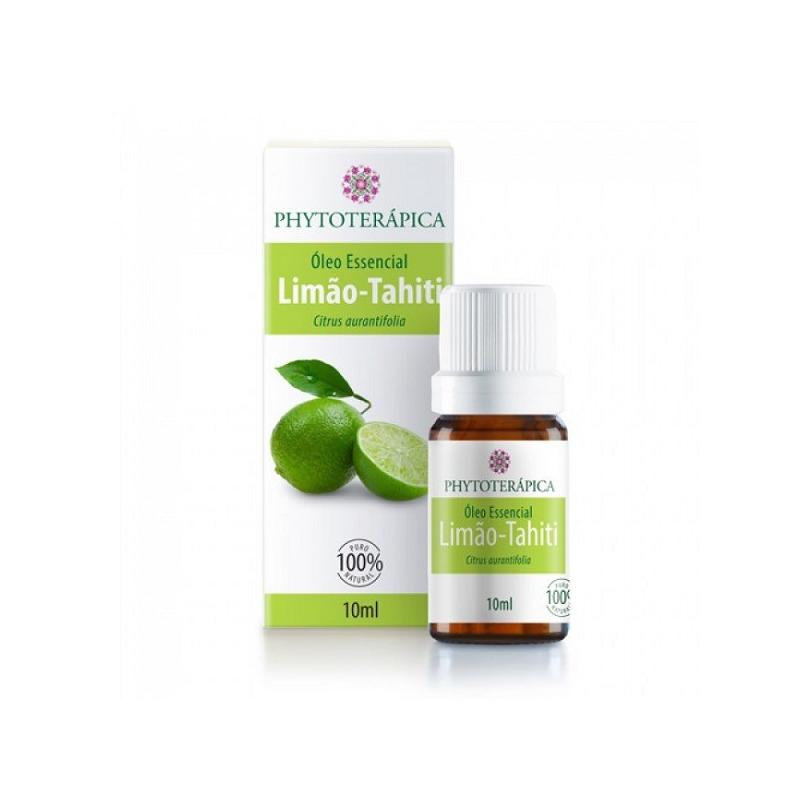 Oleo Essencial de Limao Tahiti 10ml - Phytoterapica