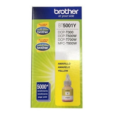 Tinta Brother Bt5001y Original Para Dcp T300 Dcp T500w