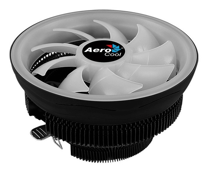 Cooler Cpu Intel Amd Aerocool Core Plus Argb 115x 2011 Am4