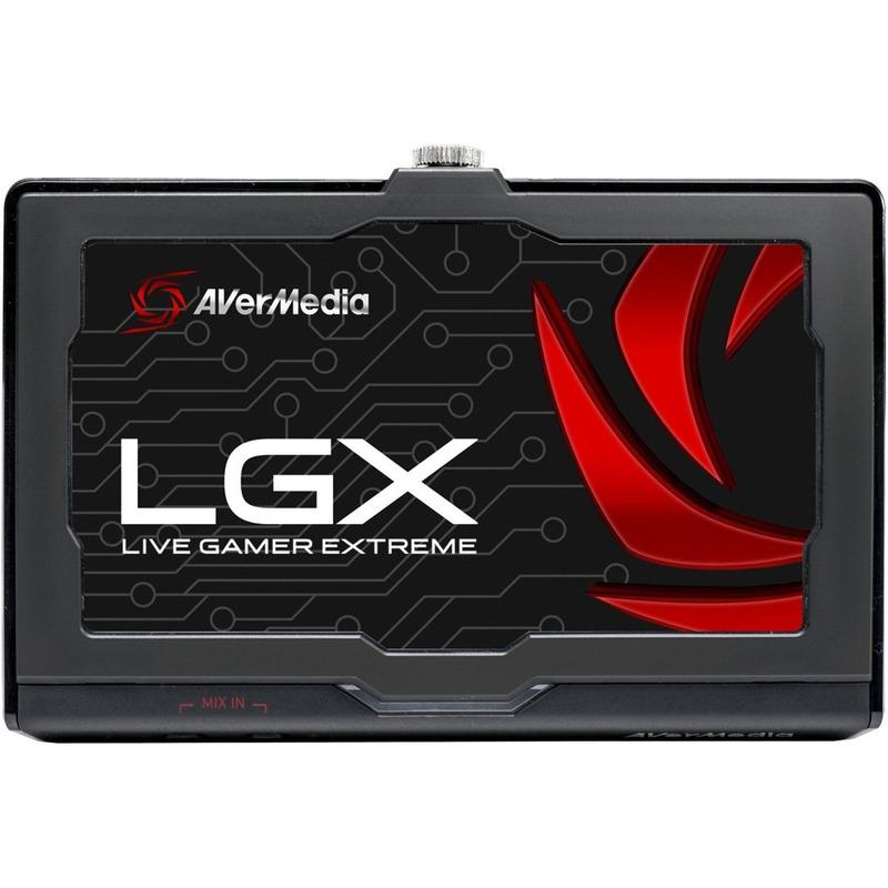 Avermedia Placa De Captura Live Gamer Extreme LGX 1080p 4717