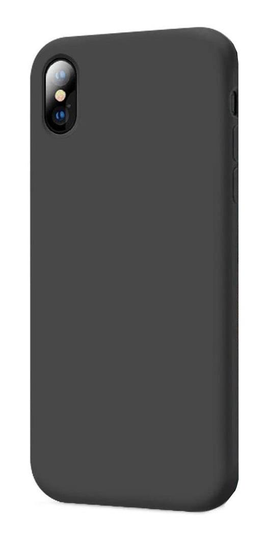 FUNDA SLIM TPU NEGRA IPHONE XS