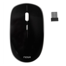 Mouse Inalambrico Recargable Bateria Litio Ngm-700 Noga