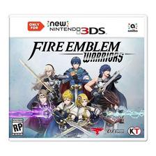 Fire Emblem Warriors | Nintendo 3ds | Fisico Sellado Nuevo