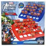 Juego Avengers Adivina El Personaje Ditoys