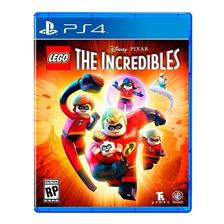 Lego The Incredibles Ps4 Fisico Original Sellado