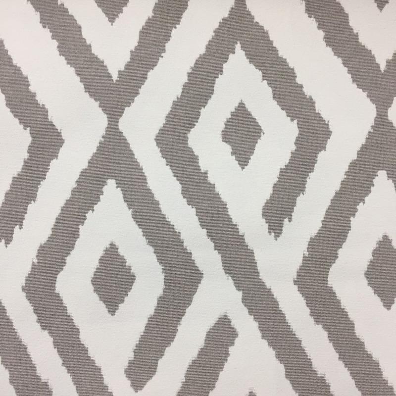 Tecido para parede losangos com relevo - impermeabilizado  Coleção Mônaco